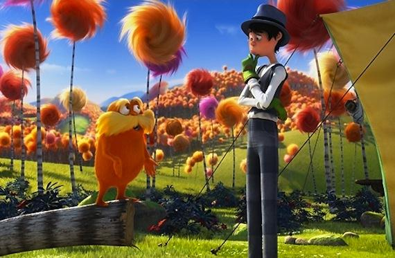 Scene from The Lorax