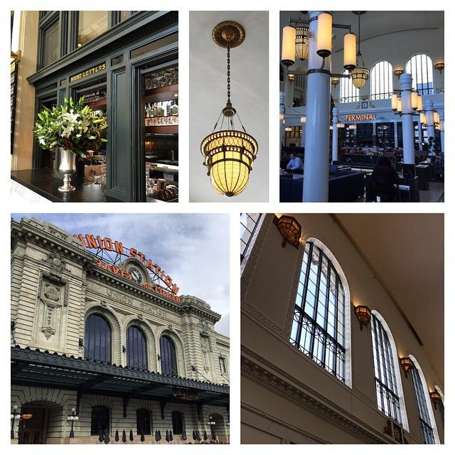 Denver Union Station: Associates III Interior Design